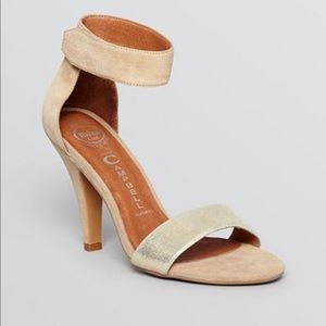 Jeffrey Campbell ankle strap sandals